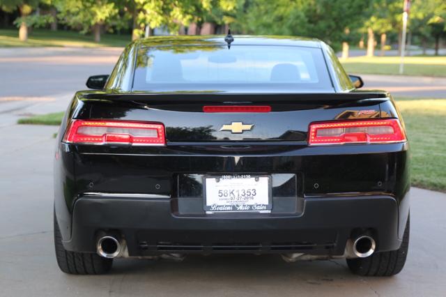 2014 Chevrolet Camaro LT 2dr Coupe w/2LT - Amarillo TX