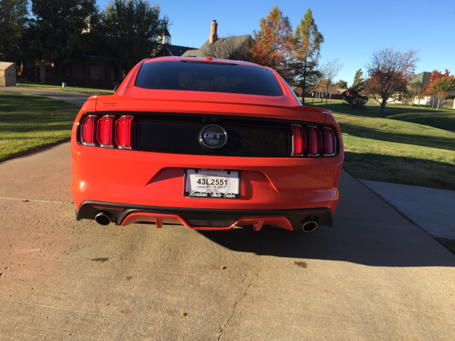 2015 Ford Mustang GT Premium 2dr Fastback - Amarillo TX