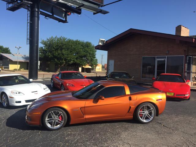 2007 Chevrolet Corvette Z06 2dr Coupe - Amarillo TX