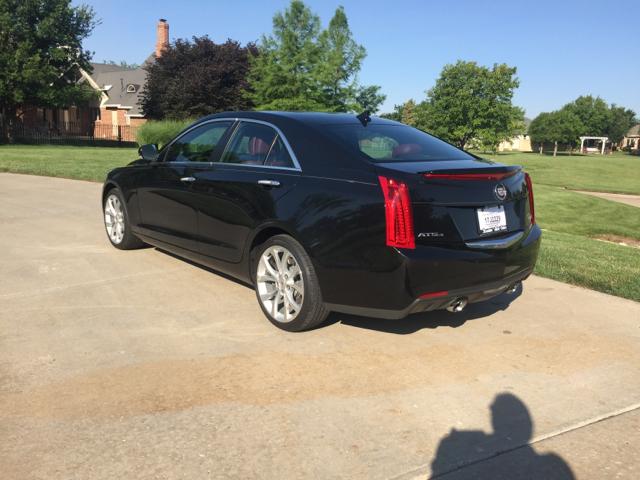 2013 Cadillac ATS AWD 2.0T Premium 4dr Sedan - Amarillo TX