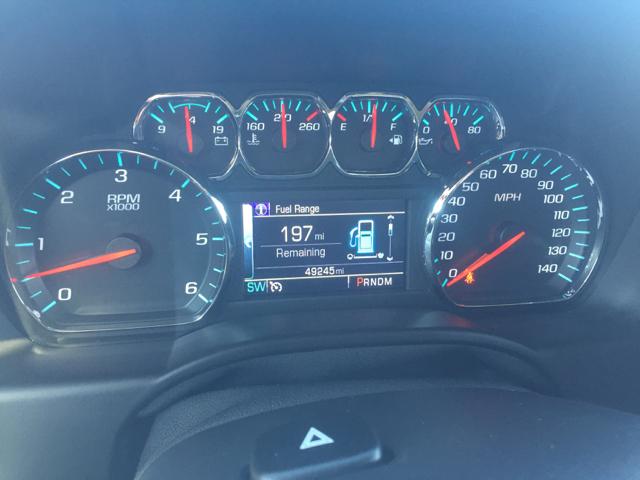 2015 Chevrolet Tahoe 4x4 LT 4dr SUV - Amarillo TX