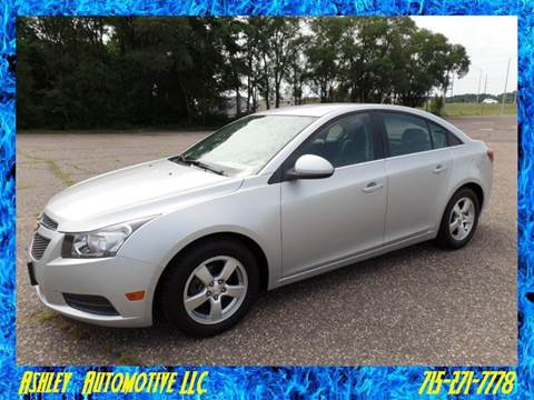 2013 Chevrolet Cruze for sale in Altoona, WI