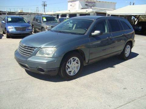 2005 chrysler pacifica for sale in arizona. Black Bedroom Furniture Sets. Home Design Ideas