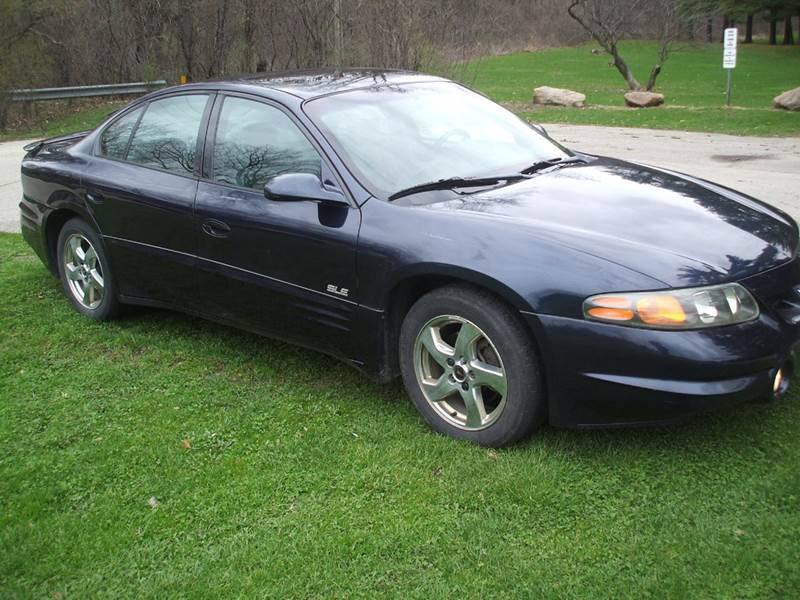 2002 pontiac bonneville sle 4dr sedan in plainview mn four contact publicscrutiny Image collections