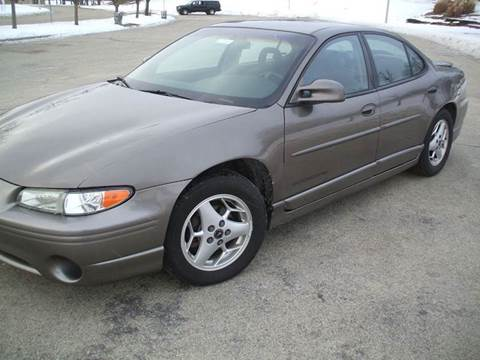 2002 Pontiac Grand Prix for sale in Plainview, MN