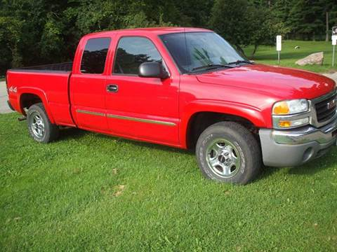 2004 GMC Sierra 1500 For Sale In Plainview MN