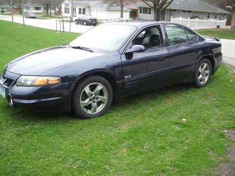 2002 Pontiac Bonneville for sale in Plainview, MN