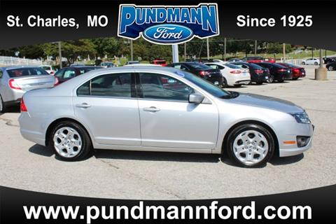 2011 Ford Fusion for sale in Saint Charles, MO