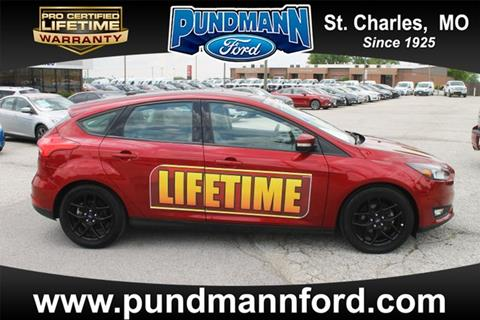 2016 Ford Focus for sale in Saint Charles MO