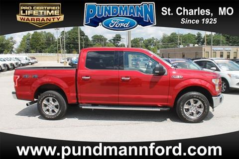 2015 Ford F-150 for sale in Saint Charles MO