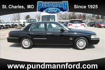 2010 Mercury Grand Marquis for sale in Saint Charles, MO