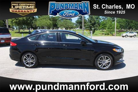 2017 Ford Fusion for sale in Saint Charles MO