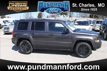 2015 Jeep Patriot for sale in Saint Charles, MO