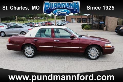 2004 Mercury Grand Marquis for sale in Saint Charles MO