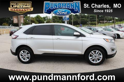 2015 Ford Edge for sale in Saint Charles, MO