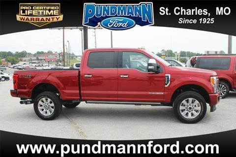 2017 Ford F-250 Super Duty for sale in Saint Charles MO