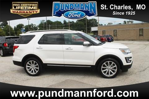 2016 Ford Explorer for sale in Saint Charles MO