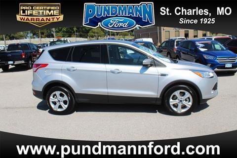 2015 Ford Escape for sale in Saint Charles MO