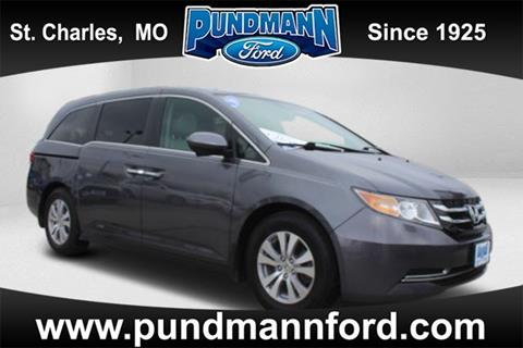 2016 Honda Odyssey for sale in Saint Charles, MO