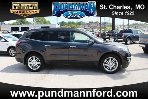 2015 Chevrolet Traverse for sale in Saint Charles, MO