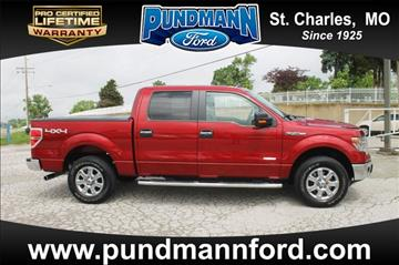 2014 Ford F-150 for sale in Saint Charles, MO