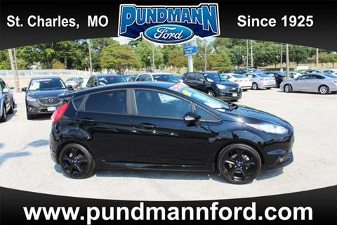 2017 Ford Fiesta for sale in Saint Charles MO