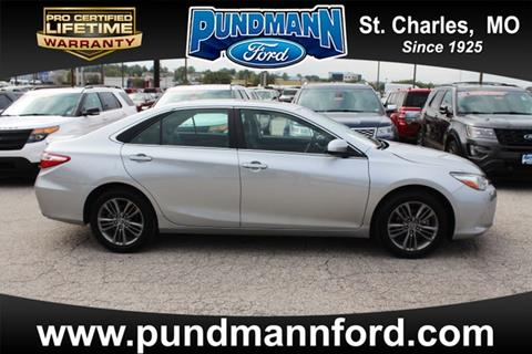 2015 Toyota Camry for sale in Saint Charles MO