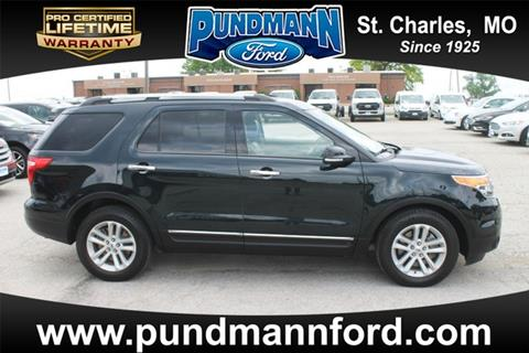 2014 Ford Explorer for sale in Saint Charles MO