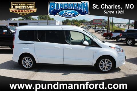 2015 Ford Transit Connect Wagon for sale in Saint Charles MO