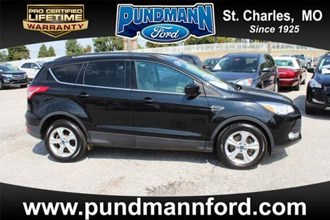 2014 Ford Escape for sale in Saint Charles MO