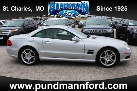 2006 Mercedes-Benz SL-Class for sale in Saint Charles MO