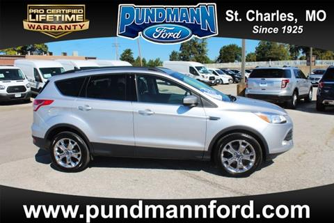 2016 Ford Escape for sale in Saint Charles, MO