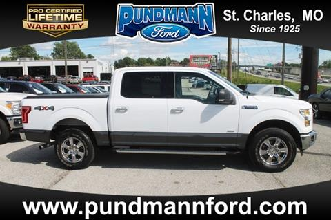 2015 Ford F-150 for sale in Saint Charles, MO