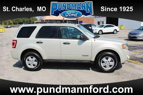 2008 Ford Escape for sale in Saint Charles MO