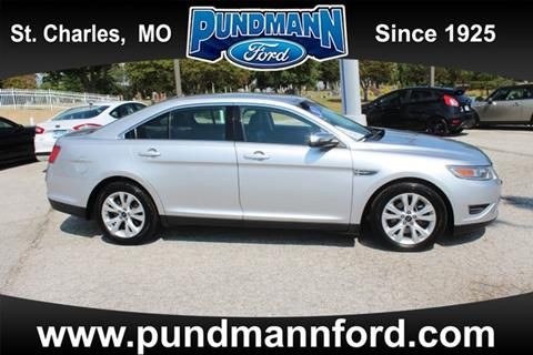 2011 Ford Taurus for sale in Saint Charles, MO