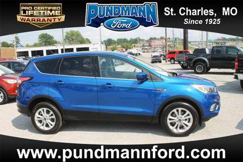 2017 Ford Escape for sale in Saint Charles MO