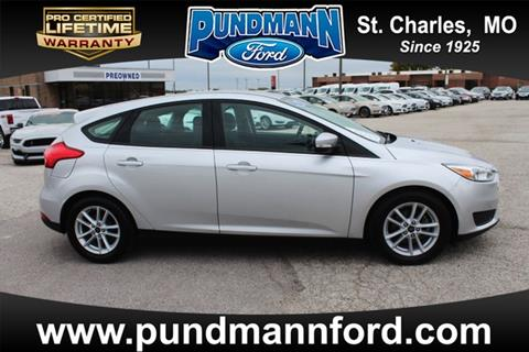 2015 Ford Focus for sale in Saint Charles MO