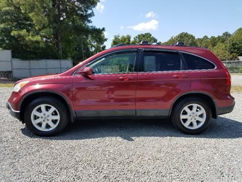 2007 Honda CR-V for sale in Raleigh, NC