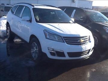 2017 Chevrolet Traverse for sale in Beloit, WI