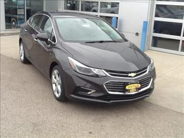 2017 Chevrolet Cruze for sale in Beloit, WI