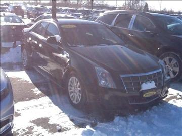 2010 Cadillac CTS for sale in Beloit, WI