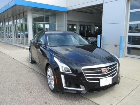 2015 Cadillac CTS for sale in Beloit, WI