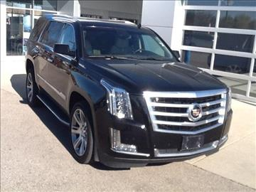 2015 Cadillac Escalade for sale in Beloit, WI