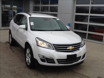 2016 Chevrolet Traverse for sale in Beloit, WI