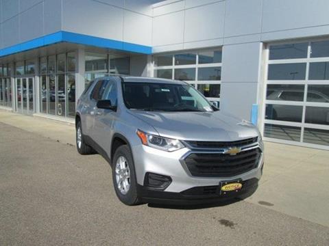2018 Chevrolet Traverse for sale in Beloit, WI