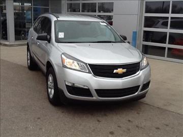 2014 Chevrolet Traverse for sale in Beloit, WI