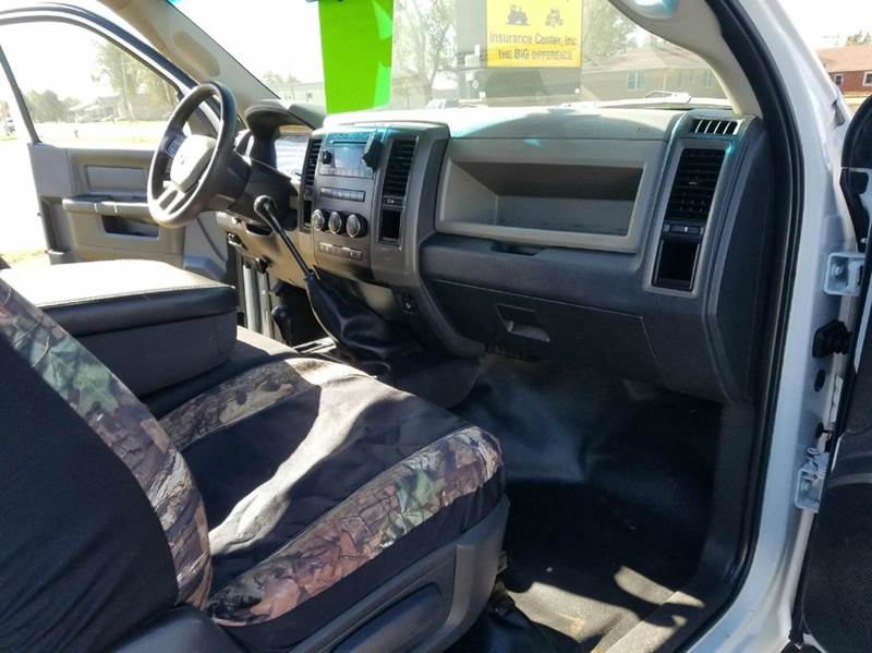 2012 Dodge 5500 ST 4x4  - Haysville KS