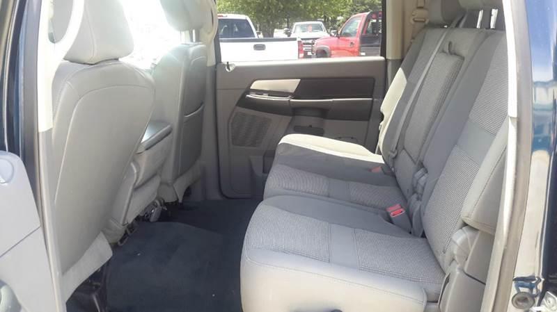 2007 Dodge Ram Pickup 2500 SLT 4dr Mega Cab 4WD SB - Haysville KS