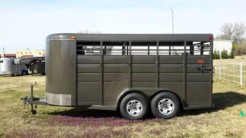 2017 Calico 6x16 Bumper Stock  - Haysville KS