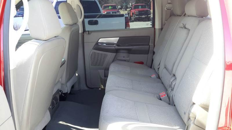 2007 Dodge Ram Pickup 3500 SLT 4dr Mega Cab SB - Haysville KS